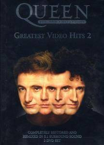 Queen: Greatest Video Hits 2 - Cover