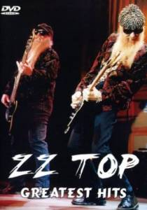 ZZ Top: Greatest Hits - Cover