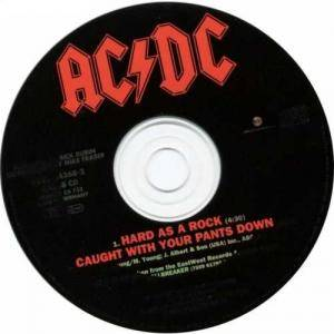 AC/DC: Hard As A Rock (Single-CD) - Bild 3