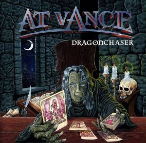 At Vance: Dragonchaser - Cover