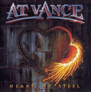 Cover - At Vance: Heart Of Steel