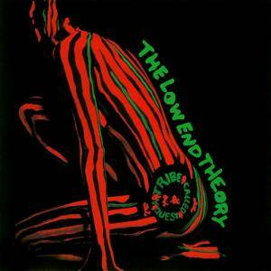 A Tribe Called Quest: Low End Theory, The - Cover