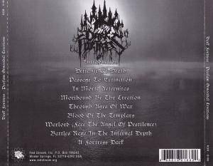 Dark Fortress: Profane Genocidal Creations (CD) - Bild 2