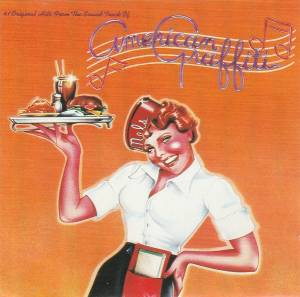 Cover - Cleftones, The: American Graffiti