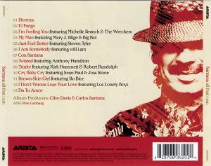 Santana: All That I Am (CD) - Bild 2