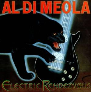 Al Di Meola: Electric Rendezvous - Cover