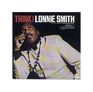 Lonnie Smith: Think! - Cover