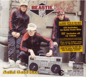 Beastie Boys: Solid Gold Hits - Cover