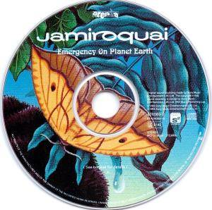 Jamiroquai: Emergency On Planet Earth (CD) - Bild 2