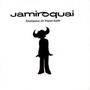 Jamiroquai: Emergency On Planet Earth - Cover
