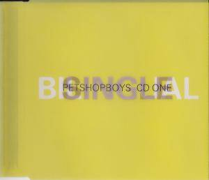 Pet Shop Boys: Single-Bilingual - Cover