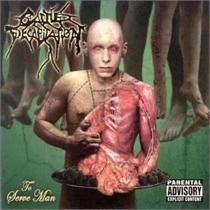 Cattle Decapitation: To Serve Man - Cover
