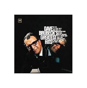 Dave Brubeck: Dave Brubeck's Greatest Hits - Cover