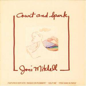 Joni Mitchell: Court And Spark - Cover