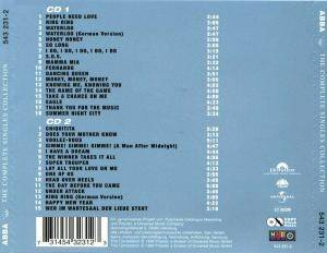 ABBA: The Complete Singles Collection (2-CD) - Bild 2