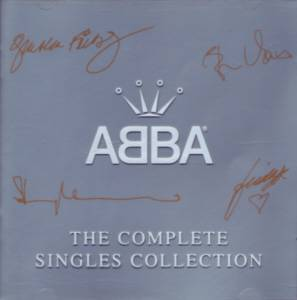 ABBA: The Complete Singles Collection (2-CD) - Bild 1