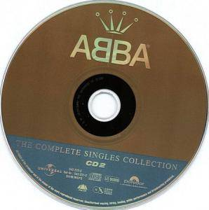 ABBA: The Complete Singles Collection (2-CD) - Bild 4