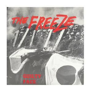 Cover - Freeze, The: Guilty Face