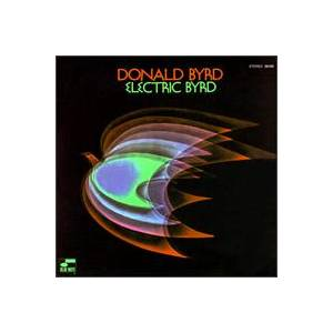 Donald Byrd: Electric Byrd - Cover