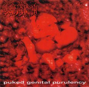 Cenotaph: Puked Genital Purulency - Cover