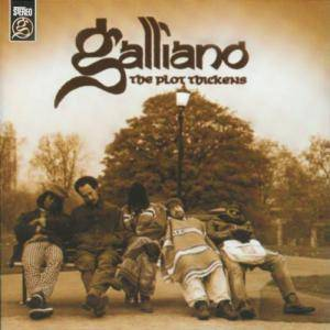 Cover - Galliano: Plot Thickens, The