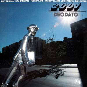 Cover - Deodato: 2001
