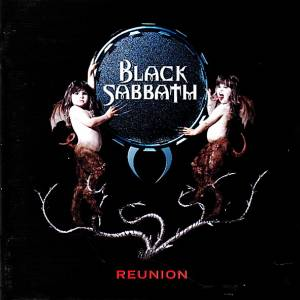 Black Sabbath: Reunion - Cover