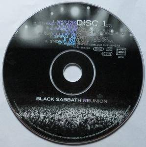 Black Sabbath: Reunion (2-CD) - Bild 3