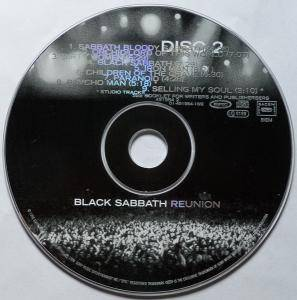 Black Sabbath: Reunion (2-CD) - Bild 4
