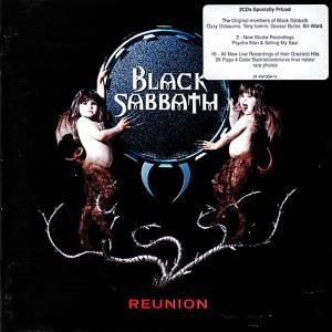 Black Sabbath: Reunion (2-CD) - Bild 5