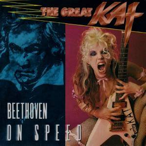 The Great Kat: Beethoven On Speed - Cover