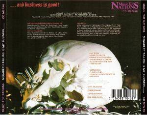 Megadeth: Killing Is My Business... And Business Is Good! (CD) - Bild 2