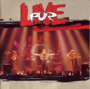 Pur: Live - Cover
