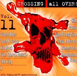 Crossing All Over! Vol. 11 - Cover