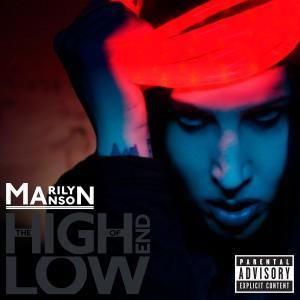 Marilyn Manson: High End Of Low, The - Cover