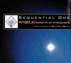 Cover - Sequential One: Angels / Moments In Atmosphere