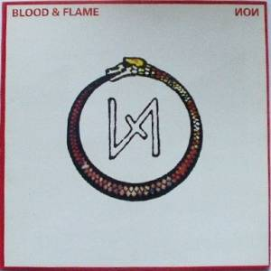 Cover - NON: Blood & Flame