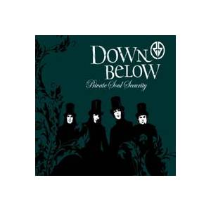 Cover - Down Below: Private Soul Security