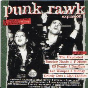 Rock Sound (F) - Punk Rawk Explosion Vol. 11 - Cover