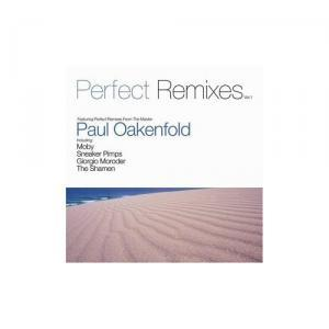 Perfect Remixes Vol. 1 - Paul Oakenfold - Cover