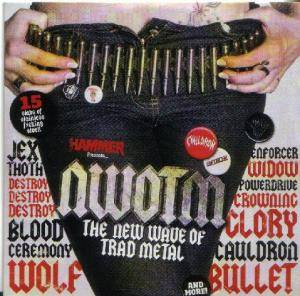Cover - Blood Ceremony: NWOTM: The New Wave of Trad Metal