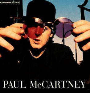 Paul McCartney: My Brave Face - Cover