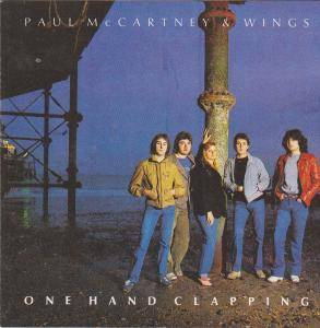 Paul McCartney & Wings: One Hand Clapping - Cover