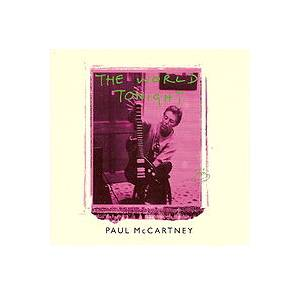 Paul McCartney: World Tonight, The - Cover