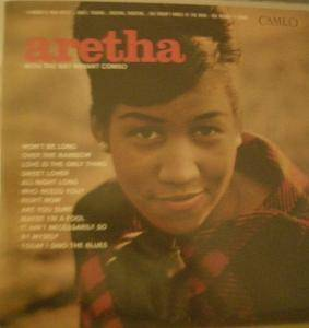 Cover - Aretha Franklin: Aretha