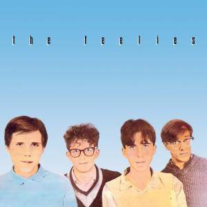 The Feelies: Crazy Rhythms - Cover