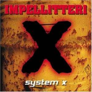 Cover - Impellitteri: System X