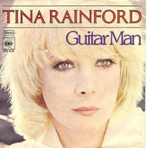Cover - Tina Rainford: Guitar Man