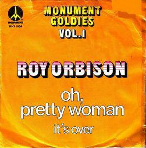 Roy Orbison: Oh, Pretty Woman - Cover
