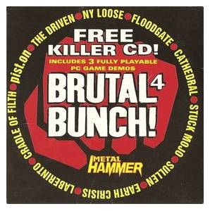 Cover - Laberinto: Brutal Bunch! 4